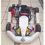 Kart Cadete Chassi Mini Motor Honda Gx 160