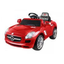 Carrinho Elétrico 6 Volts Mercedes-benz P/ Crianças Xalingo