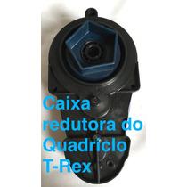 Caixa Redutora Do Quadriclo T-rex Da Peg Perego Original