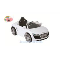 Mini Audi R8 Elétrico Infantil Jessica Brinquedos