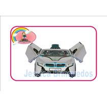 Mini Bmw Elétrico Infantil I8 Concept Pra Jessica Brinquedos