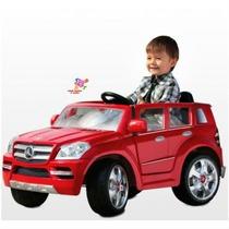 Mini Mercedes Elétrico Infantil 2 Lugares Jessica Brinquedos