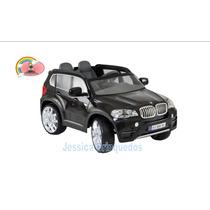 Mini Bmw X5 Elétrico Infantil 2 Lugares Jessica Brinquedos