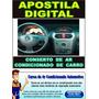 Curso De Ar Condicionado Automotivo Com Vídeo Aulas 03 Dvd