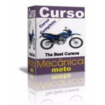 Mecânica De Motos Completo Curso Em 40 Dvds Frete Grátis