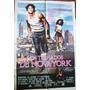Cartaz Poster Do Filme Nos Telhados De Nova York