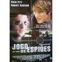Cartaz Poster Do Filme Jogo De Espiões