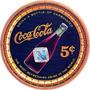 12261- Placa Decorativa Refrigerante Bebida Coca-cola
