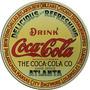 11109- Placa Decorativa Refrigerante Bebida Coca-cola