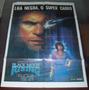 Cartaz/poster Cinema Filme Lua Negra, O Super Carro