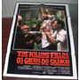 Cartaz/poster Cinema Filme Os Gritos Do Silêncio