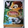 Bambi - Walt Disney - Poster