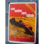 Cartaz Original Mulher Sabado Adriana Pietro Poster