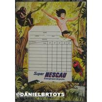 Super Nescau Tarzan Na Floresta Horário Escolar Promocional