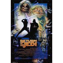 Poster (61 X 91 Cm) Star Wars - Return Of The Jedi
