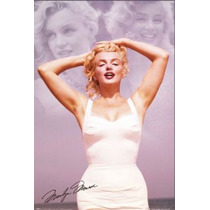 Poster (61 X 91 Cm) Marilyn Monroe Collage