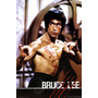 Poster (61 X 91 Cm) Bruce Lee - Fight