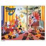 Poster (51 X 41 Cm) Disney Babies: Play Room Walt Disney