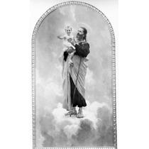 St. Joseph Por Raffaello Sorbi Impressão 1844-1931 Poster