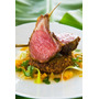 Poster (44 X 65 Cm) Spiced Lamb Rack Cuisine Antigua