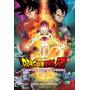 Poster A3 Do Filme Dragon Ball Z - O Renascimento De Freeza