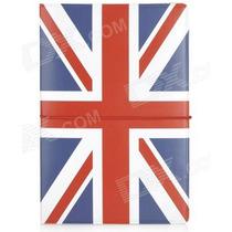 Capa Em Pvc Para Passaporte C/ Porta Cartao - Inglaterra