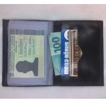 Carteira,documento,carro,moto,caminhão,cartão,cnh,100%,couro