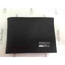 Ck,calvin Klein,carteiras,couro,original,masculina,8x11cm