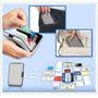 Porta Cartões De Credito, De Vistas Em Aluminio Frete Grátis