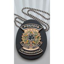 Distintivo - Polícia Da Aeronáutica