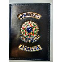Carteira Porta Funcional Agente De Escolta Armada
