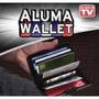 10 Carteiras Porta Cartão Vista Crédito Alumínio Prova Dágua