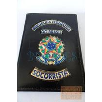 Carteira Porta Funcional Socorrista Motorista Oficial P117p