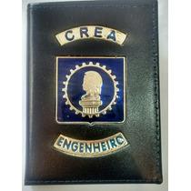 Carteira Porta Funcional Engenheiro Crea Engenharia