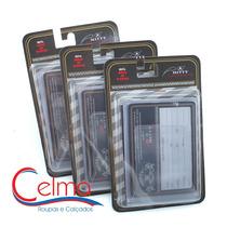 Plm1 Kit 3 Refis Plástico Para Carteira Mitty Linha 1