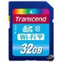 Cartão Sd Wi Fi 32gb Sdhc Transcend Clase 10 Lacrado