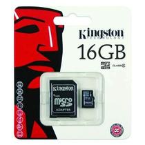 Cartão Memória Micro Sd 16gb Lacrado Original + Frete Gratis