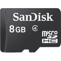 Cartão Micro Sd 8gb Celular Nokia Asha 302 305 311 501