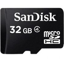 Cartão Micro Sd 32gb Celular Nokia Asha 302 305 311 500 501