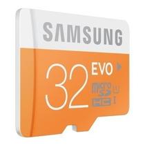 Cartão Micro Samsung Sd Sdhc Evo 32gb Classe10 48mb/s Uhs-1