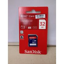 Cartao De Memoria Sandisk 32gb Clas 4 (sdsdb-032gb-b35)