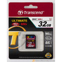 Cartão Sdhc 32gb Transcend Ultimate Class10 90mb/s 600x Full