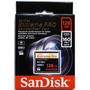 Cartão Sandisk 128gb Extreme Pro Cf-3 Udma7 160mb/s 4k