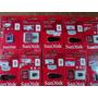 Cartão De Memória Micro Sd 2gb Sandisk Original + Adaptador