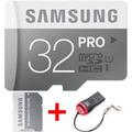 Cartão Memória Samsung Pro Micro Sd Hc 32gb Classe 10 90mbs