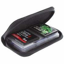 Case Capa Bolsa Porta Cartão De Memória Sd Sdhc Micro Cf