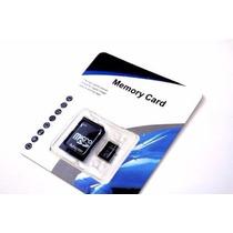 Cartão De Memória Micro Sd 64gb + Adaptador