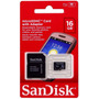 Cartão Micro Sd + Adaptador Sandisk 16gb, Celular, Tablet