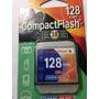 Memória Cf Compact Flash Dane Elec 128mb Embalagem Lacrada