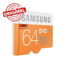 Cartão Samsung Micro Sdxc 64gb 48mb/s Sd Sdhc Xperia Z1 Z2